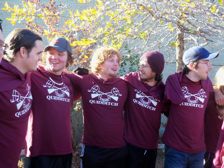 some of the blokes of umass