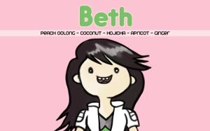 Beth Tezuka, digital tea label