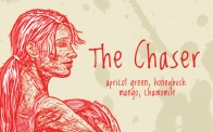 The Chaser/Ginny Weasley, digital tea label