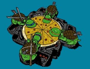 Hungry, Hungry Turtles, digital