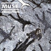Muse Absolution Cover, pens, gelly roll pens, digital