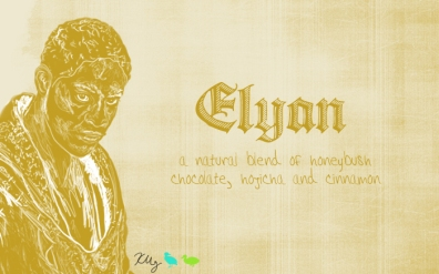 Elyan, digital tea label