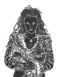 The Sorceress, digital
