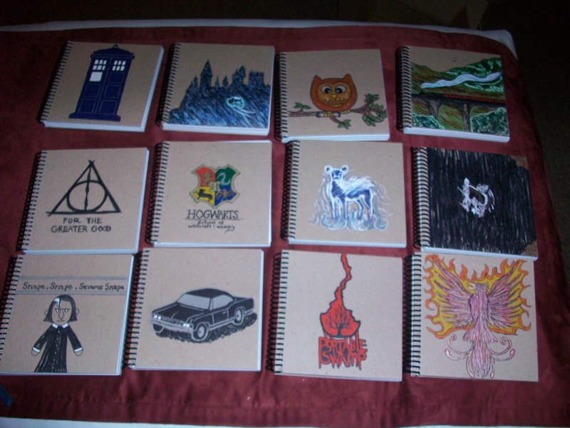 MISTI Notebooks Front