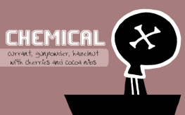 Chemical X, digital tea label