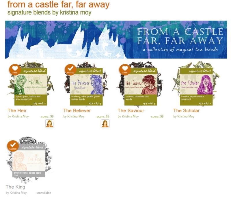 castlefarawayteas