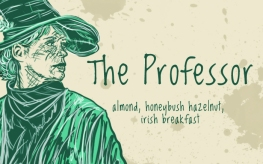 The Professor/McGongall, digital tea label