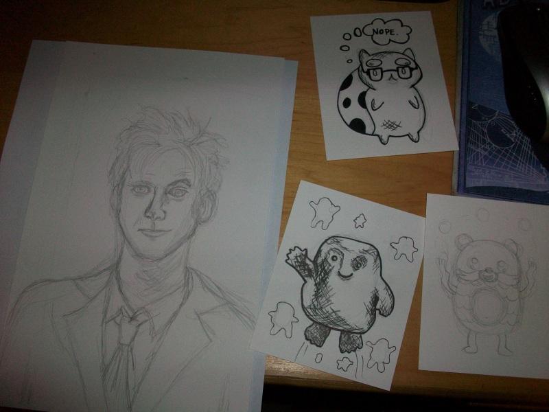 GSCC Sketches