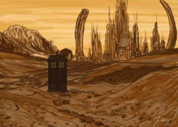 Gallifrey, digital