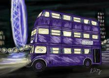 Knight Bus, digital