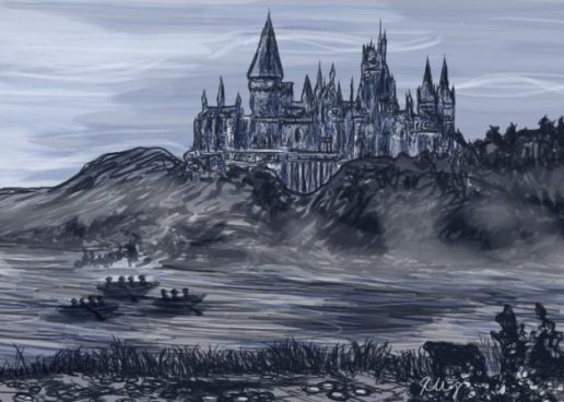 Magical Castle, digital
